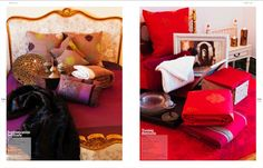 BEYLICAL BED in Dar Marsa Cube, luxuous guest House in La Marsa Tunisia