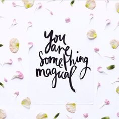 Make Monday magical by treating yourself to this sweet print by @Jasmine Ann {The Gluten Free Scallywag} Dowling, available exclusively at www.moltenstore.com