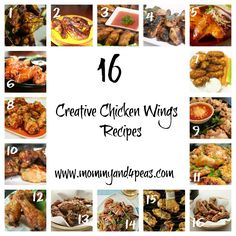 Not Your Average Wings! 16 Creative Chicken Wings Recipes