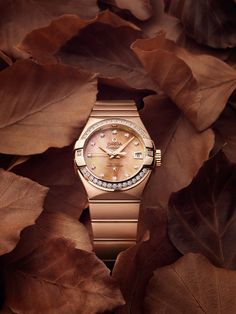Omega Watches on Behance