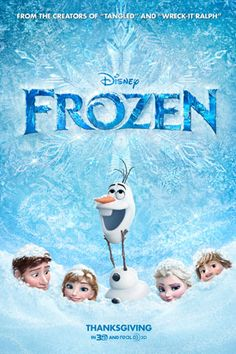 There's a reason this won the Oscar. See it if you haven't :)  Frozen Official Website on Disney Movies