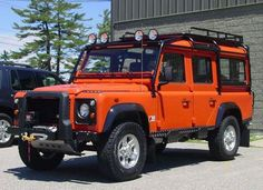 Land Rover Defender 110 Td5 Sw Se County G4 adventure. Beautiful edition.