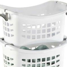 Laundry baskets may seem simple, but there's actually a lot that goes into selecting the right one. ... - Mom.me