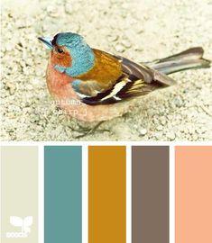 Kleur pallet Design-Seeds Autumn Chip
