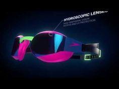 ▶ Speedo Fastskin Elite Goggles - YouTube