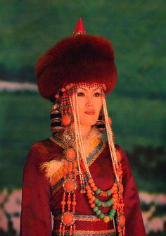 mongolia girls