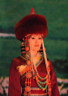 Pictures of Mongolian women - Asian Gallery - China History Forum, Chinese History Forum - Page 2