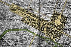 Airs de Paris :: Voir le sujet - le plan Voisin 1 - l'hypothèse de Le Corbusier