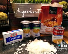 Very simple recipe for a lazy day!  Paula Deen's Crock Pot Potato Soup.  Just a few ingredients needed can't wait to make this.