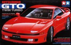 Tamiya 1/24 Scale Mitsubishi GTO Twin Turbo #Tamiya