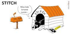 Stitch e il trasloco... terza parte