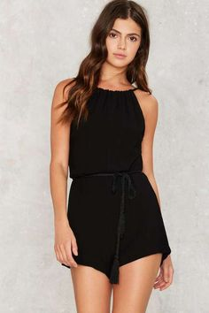 Factory Tie and Bye Low Back Romper #rompers #summer #trendy #style #outfit #ootd #shop #clothes