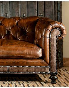 Sauvage Dark Chesterfield Sofa | Fine Leather Furniture Leather Furniture, Sofa Furniture, Leather Sofas, Furniture Design, Plywood Furniture, Chair Design, Design Design, Modern Furniture, Design Ideas
