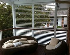 Buy high quality outdoor aluminum plantation shutters in Sydney from Inwood Blinds and Shutters. Guaranteed durable & provides added security. Contact us now!