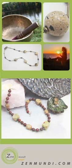 Handmade Jewelry Artisan Crafted Available Worldwide Zen Style Design