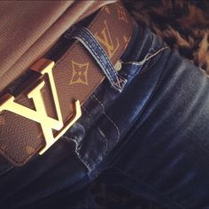 LV belt<3<3 I want this now!
