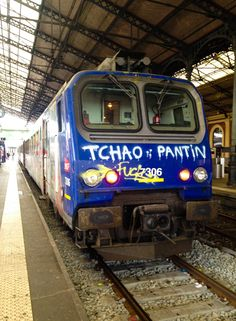 Train, France, Explore, Strollers, Exploring, French