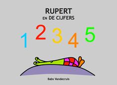 Rupert en De Cijfers, met getallen en plaatjes, gratis download