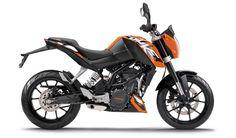 KTM 125 Duke Price, Specs, Review, Pics & Mileage in India