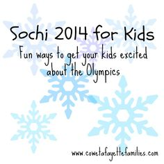 Sochi for kids Coweta Fayette Families Blog