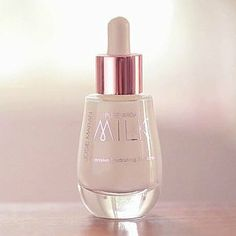 Josie Maran Pure Argan Milk.  This is quite literally the most glorious product I have ever used on my face.  Perfect for dry winters.  It will transform your skin.  I am in love.