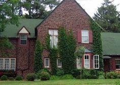 cute brick house - Google Search