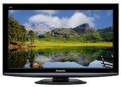 Deze tv hebben we in onze woonkamer om gezellig tv te kijken