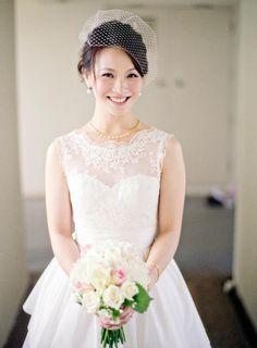 Love, Yu bridal gown