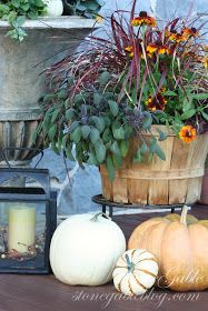 StoneGable: FALL ON THE FRONT PORCH
