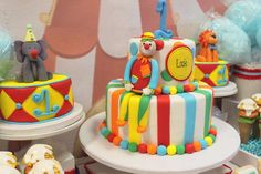 Circus/Carnival Birthday Party Ideas | Photo 10 of 21 | Catch My Party