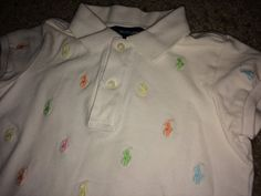 Sale Vintage Polo RALPH LAUREN kids shirt toddler by casualisme