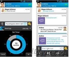 BBM pentru iPhone va permite steregerea mesajelor din terminalele altor utilizatlor si nu doar atat (Video)