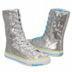 Now this SCREAMS E. // CALI GIRLS Kids' Bizzy Bunch Shoe