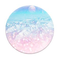 Arctic Moonrise PopSockets - Good Vibes Collection