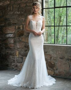 Sincerity Bridal 44056 - The Blushing Bride boutique in Frisco, Texas