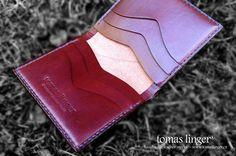 malá kožená peněženka