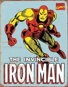 Iron Man Retro Tin Sign , 12x16 by Poster Discount, http://www.amazon.com/dp/B0036V3YEY/ref=cm_sw_r_pi_dp_ryYSrb0E687WZ