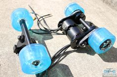 electric skateboard 2 wheels