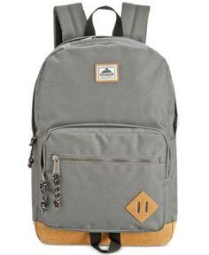 54684fc31dd Steve Madden Men s Dome Backpack - Gray