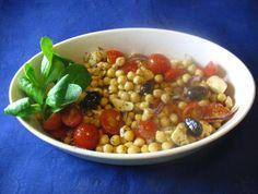 Salát z cizrny image 1