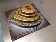 30th b'day cake