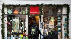 Maduro - a nice shop with designthings for the home. The owner is very friendly and i use to visit this place every time i travel to Copenhagen