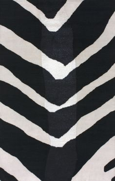NIBA Rug Collections - Kenya - not navy, but I like it