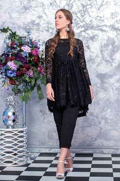 39 Ideas black dress outfits casual pakistani for 2020 Net Dresses Pakistani, Pakistani Fashion Party Wear, Pakistani Dress Design, Pakistani Outfits, Black Pakistani Dress, Shalwar Kameez Pakistani, Indian Gowns, Salwar Kameez, Designer Kurtis