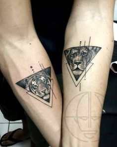 479 Likes, 14 Kommentare - Alain H . Tiger Tattoo Small, Tiger Tattoo Sleeve, Neck Tatto, Sleeve Tattoos, Wolf Tattoo Forearm, Forearm Tattoo Design, Et Tattoo, Tattoo Now, Couple Tattoos