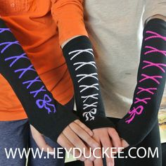 Fashion is calling! Arm Warmers - FREE SHIPPING ON ALL ORDERS!