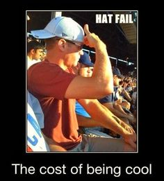 Hat Fails | Funny Jokes, Quotes, Pictures, Video
