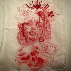 эскиз тату чикано Skull Hand Tattoo, Skull Tattoos, Body Art Tattoos, Sleeve Tattoos, Leg Tattoos, Ship Tattoos, Arrow Tattoos, Tattoo Design Drawings, Tattoo Sketches