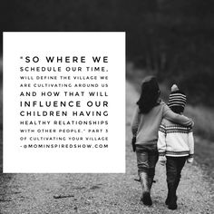Welcome back to Cultivating Your Village, today is part 3 and we will be discussing on this episode where we schedule our time. We need to remember that we need to give time to our family since they are our first village and sometimes our marriage and kids can be put on the back burner …