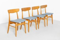 Vintage Danish Farstrup chairs